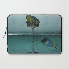 Toadstool Obviously Laptop Sleeve