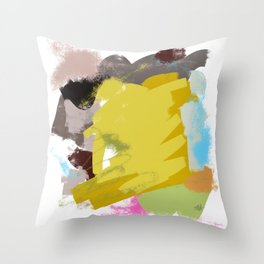 Ambience 043 surprising Throw Pillow
