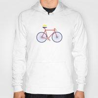 bike Hoodies featuring Bike by Keep It Simple