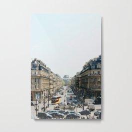 Palais Garnier Opera Metal Print