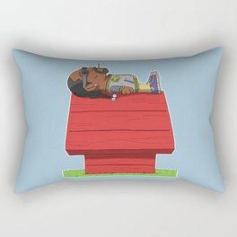 Snoop Rectangular Pillow