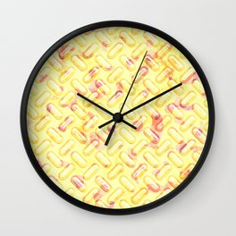 Custard & Jam Wall Clock