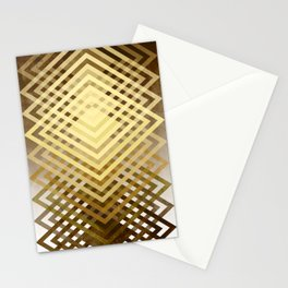CUBIC DELAY Stationery Cards