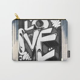 HAM Love Carry-All Pouch