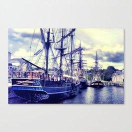 CHARLESTOWN Canvas Print