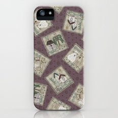 Home, Family & Friends iPhone (5, 5s) Slim Case