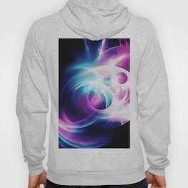 abstract fractals 1x1 reacc80 Hoody
