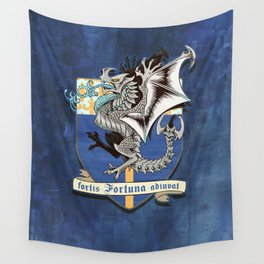 fortis fortuna adiuvat Wall Tapestry