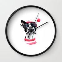 waldo Wall Clocks featuring Where's Waldo? by Heathercook