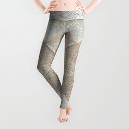 Pattern 39 - Old folded Paper Leggings