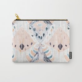 tranquilla balinese ikat Carry-All Pouch