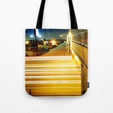 Fast Lane Tote Bag