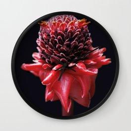 Scarlet Wall Clock