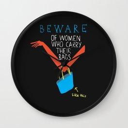 Beware Wall Clock