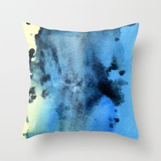 Dark Matters III Throw Pillow