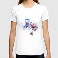 texas T-shirts featuring Texas by AmeliaDarland