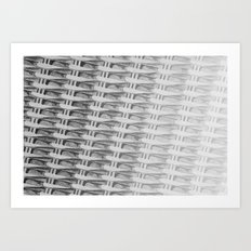 Pattern Sketch Art Print