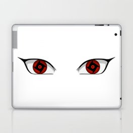 Eyes of Shunshin no Shisui Laptop & iPad Skin