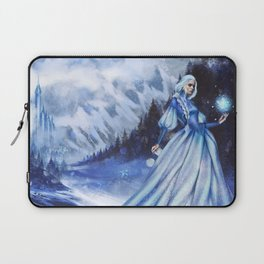 Snow Queen Heart of Ice book by KM Shea Laptop Sleeve