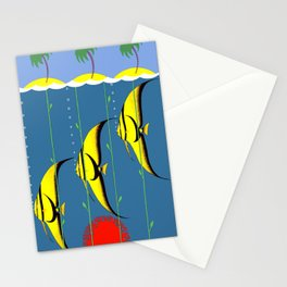 Australia Great Barrier Reef Queensland Stationery Cards