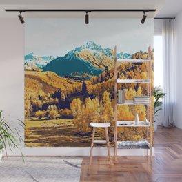 Theo #painting #digitalart #nature Wall Mural