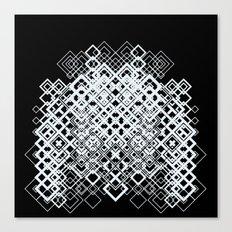Lattice  Canvas Print
