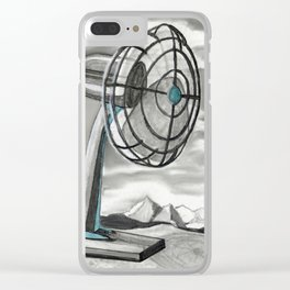 The Antics of Ansel Adams Clear iPhone Case