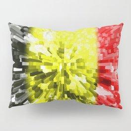 Flag of Belgium Pillow Sham