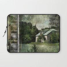 The Cloverfield House Laptop Sleeve