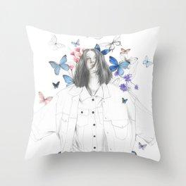 VUELA Throw Pillow