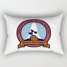 Greatest Job on The Planet Rectangular Pillow