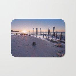 Port Willunga Sunset Bath Mat