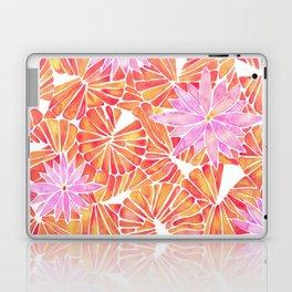 Water Lilies – Melon Palette Laptop & iPad Skin