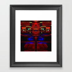 BOT3 Framed Art Print