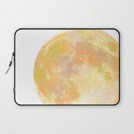 moon tapestry for window screening Laptop Sleeve