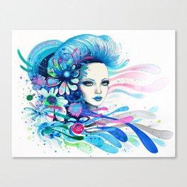 """Tender Heart"" Canvas Print"