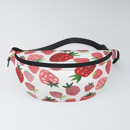 Strawberry Pattern Fanny Pack