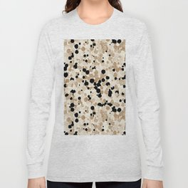 Pattern Dots Long Sleeve T-shirt