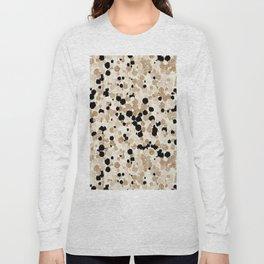 Pattern Dots Long Sleeve T-shirt