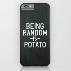 Random iPhone 6 Slim Case