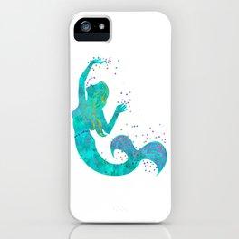 Love Mermaid iPhone Case