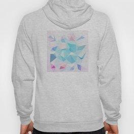 Geo Crystals - Pastel Hoody