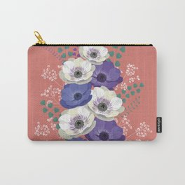 Anemones collection: bouquet II Carry-All Pouch
