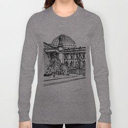 Berlin Reichstag Long Sleeve T-shirt