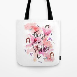 fairy hair mother Tote Bag