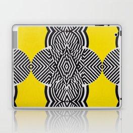 Look Into My Eyes Laptop & iPad Skin