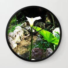 THE OTHER WORLD Wall Clock