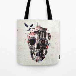 Istanbul Skull Tote Bag