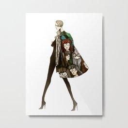 Daria Metal Print