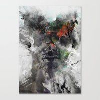 archan nair Canvas Prints featuring Another Memory by Archan Nair